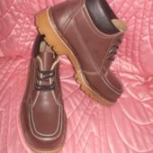 Ботинки кожаные. Англия