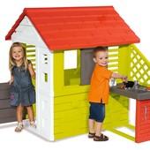 Домик с летней кухней Smoby 810702