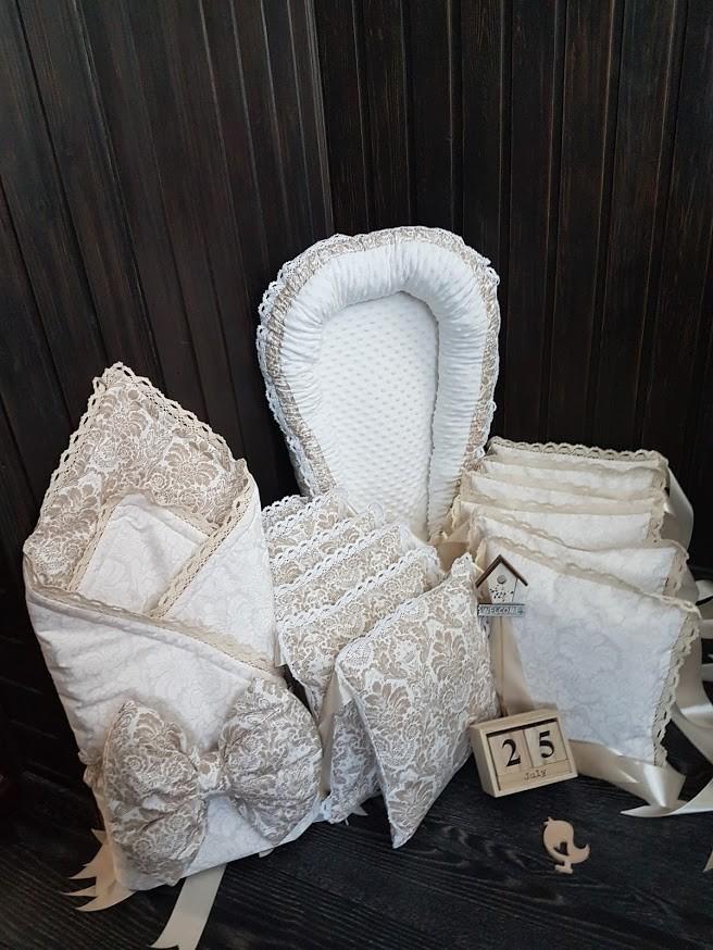 Благородный набор для принцесс и принцев с Чешского Дамаска фото №1