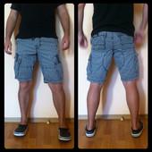 Крутые шорты Next (размер 30)