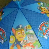 Щенячий патруль Детский зонт зонтик трость для мальчика 3-8 лет