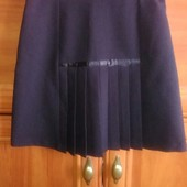 Отличная фирменная школьная юбочка