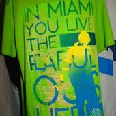 Стильная брендовая футболка Angelo Litrico Germany хл-2хл