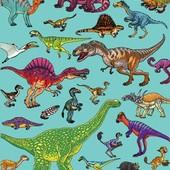 Шукай і знаходь. У часи динозаврів
