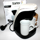 Капельная кофеварка Startex HD0406 на 2 чашки
