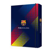 Папка для тетрадей B5 Kite FC Barcelona, bc17-210