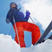 Лыжные брюки от Tchibo, L