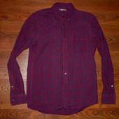 Рубашка мужская Uniqlo размер S состояние отличное