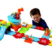 Трек Vtech Go! Go! Smart wheels Airport playset аэропорт дорога