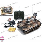 Танк «Powerful» на радиоуправлении XJ11A, цветная подсветка, радио управление, аккумулятор