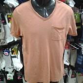 футболка мужская, размер S