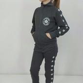 Распродажа! Модный спортивный костюм для девочки 134 см .