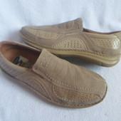 Josef Seibel кожаные оригинальные туфли 41