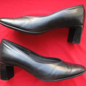 Jenny by Ara (37, 23,5 см) кожаные туфли женские
