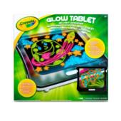 Crayola Интерактивная рамка для рисования see thru light designer Glow Tablet