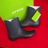 Сапоги Crocs оригинал размер W8