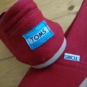 Слипоны Toms оригинал 44-45 размер