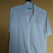 Рубашка Italy 43   100%коттон