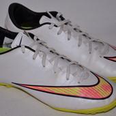 Сорконожки Nike Mercurial р.40  стелька 25 см.