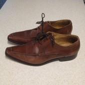 Кожаные ботинки Navyboot 42 р.