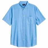 рубашка мужская Regular fit H&M Англия размер М