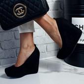 Крутые Туфли на Платформе -Качество Люкс!