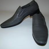 Туфли мужские Kindera AQ 3705-1 (40-44р) код 8004