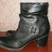 Ботинки, ботильены Graceland (Грейсленд) 42р. стелька 27,5см. нюанс.