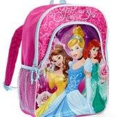 Новый шикарный рюкзак от Дисней.