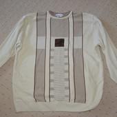 свитер patrick bernard размер L