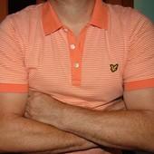 Брендовая стильная футболка тениска поло Scott л-м .