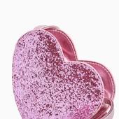 Сумочка у вигляді серця NEXT для дівчат під замовлення