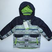 92-98р Куртка зимняя термо Rodeo C&A термокуртка
