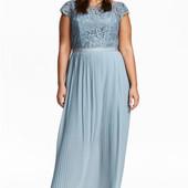 Нарядного платье H&M большой размер, два цвета