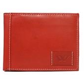 Женсжское кожаное портмоне Always Wild N7-sp3 red