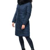 Женская зимняя куртка пальто 44, 46, 48, 50, 52р