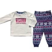 Sale Флисовая пижама для девочки (1.5 - 7 лет) Primark. Читать описание!