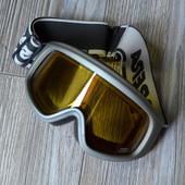 Очки,маска горнолыжная Carrera spirit supergold