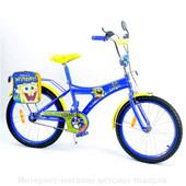 Велосипед 2-х колес 20'' 152030 (1шт) со звонком, зеркалом, руч.тормоз