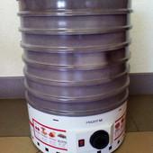 Металева електоросушка ProfitМ ЕСП-02 сушка для фруктов 20 л.