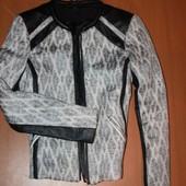 крутая куртка h&m размер хс