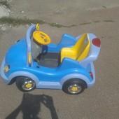 Машина. Электромобиль
