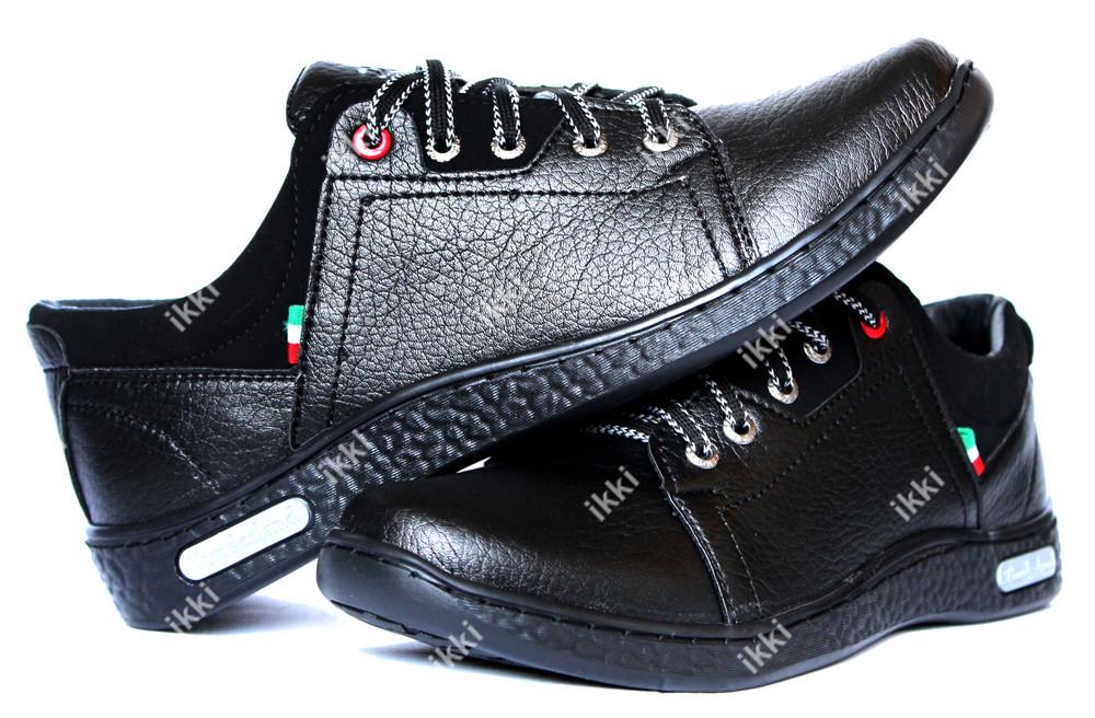 44 р спортивные мужские туфли демисезонные (пт-16ч) фото №1