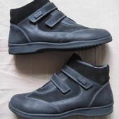 Helvesko (42, 27 см) зимние ботинки мужские