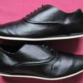 Zara Man (41, 26 см) кэжуал туфли оксфорды мужские