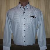 Рубашка  для мальчиков 116-158 Польша