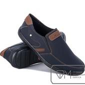 8099 Мужские  туфли 40-45рр нубук