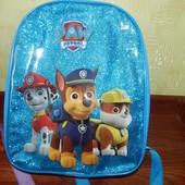 Рюкзак с 3Д рисунком