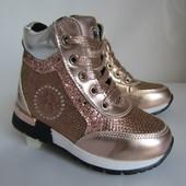 Нереально красивые ботиночки 26-31 р