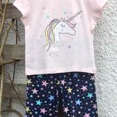 Пижама для девочки (92 см) Primark. Читать описание!